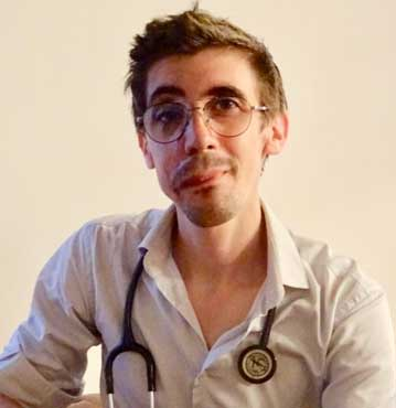 DR JULIEN ANRIOT